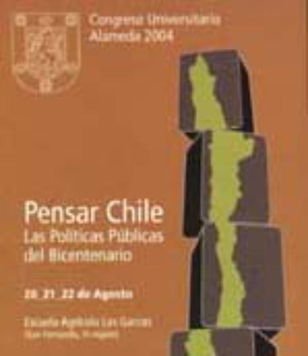 """Pensar Chile"": congreso universitario sobre políticas públicas"