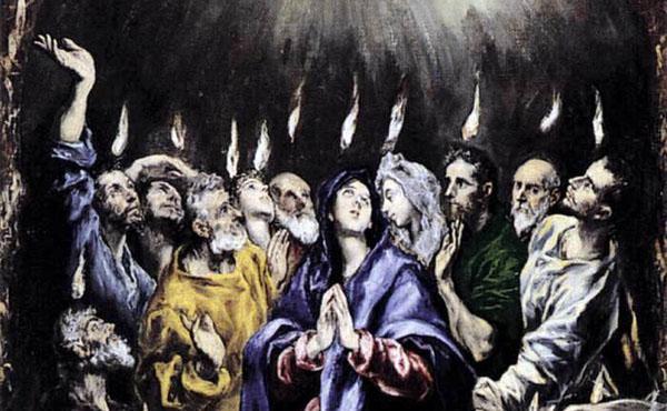 Opus Dei - Marias liv (XVIII) Den Helige Andens ankomst