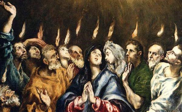 Opus Dei - A vinda do Espírito Santo