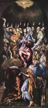 Pentecost The Descent Of The Holy Spirit Opus Dei