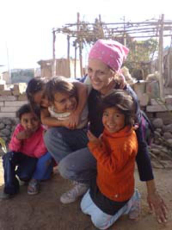 Progetto Caňete 2008 - WorkCamp in Peru'