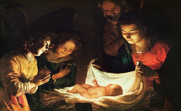 Lo splendore del Natale nell'arte