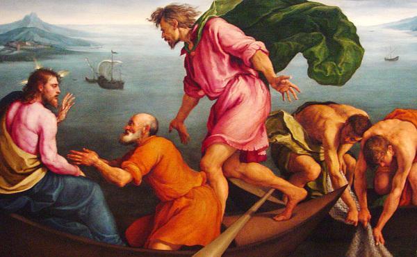 Opus Dei - Le due pesche miracolose