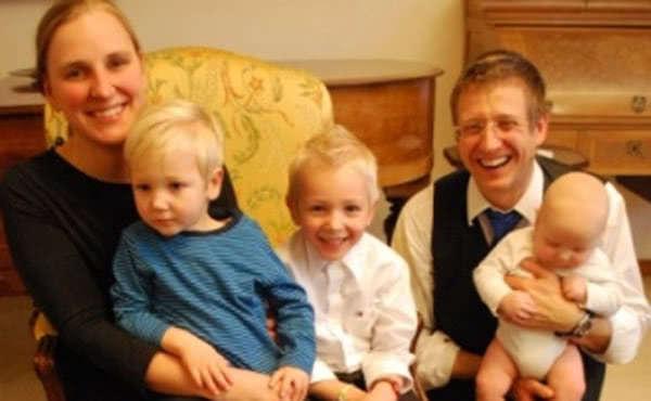 Opus Dei - God vinden, als echtgenote, moeder en arts