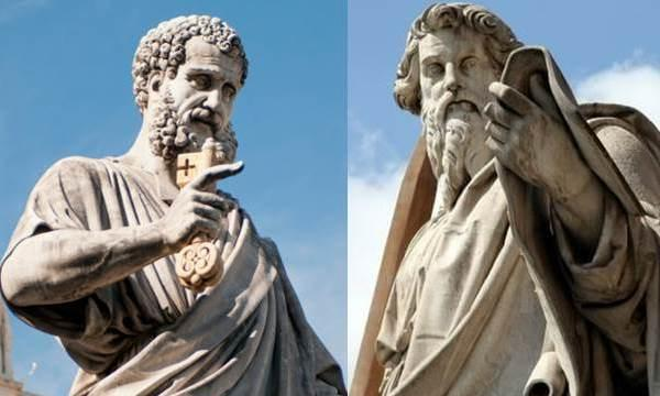 Saints Peter and Paul, Apostles