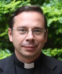 Mons. Mariano Fazio, vicario del Opus Dei en la Argentina.