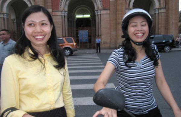 Pham Kim: esperando en Vietnam