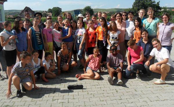 Solidarité au cœur de la Transylvanie