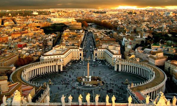 Opus Dei - Morálka a etika pod sluncem: jak strávit léto v Římě jiným způsobem