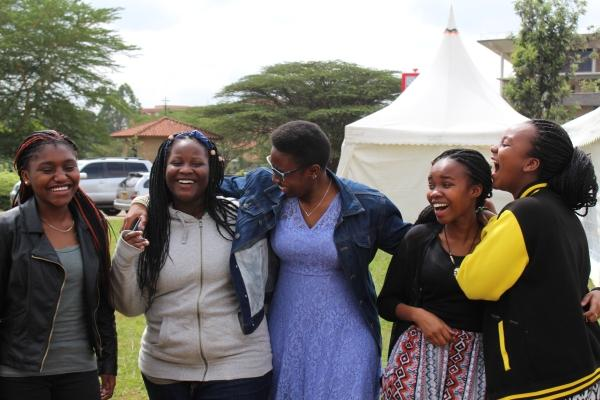 Tekeleza Leadership Program: Creating Teen Leaders