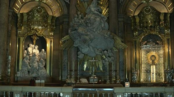 Opus Dei - Pilgrimage to Our Lady of the Pillar
