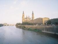 Basílica del Pilar, al ribatge de l'Ebre