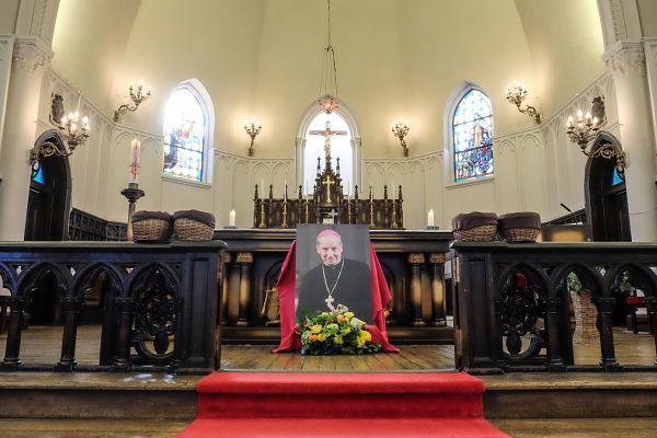 Opus Dei - オプス・デイ属人区長エチェバリーア司教の追悼ミサ