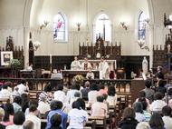 聖ホセマリア記念ミサ(2015年6月27日)