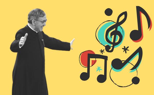 Opus Dei - Canciones de amor a lo divino. La lista de Spotify de san Josemaría