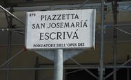 Milán dedica una plaza a san Josemaría