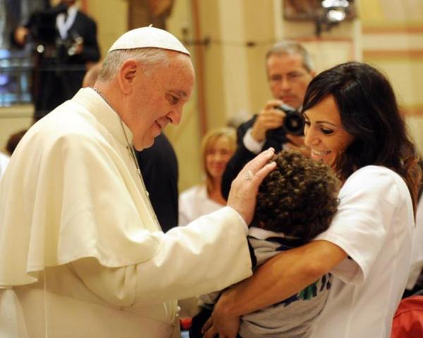 Papa Franjo velikim obiteljima: vi ste dar društvu