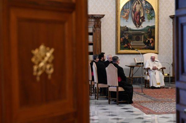 Opus Dei - ĐTC Phanxicô: Suy gẫm là cách gặp gỡ Chúa Giê-su