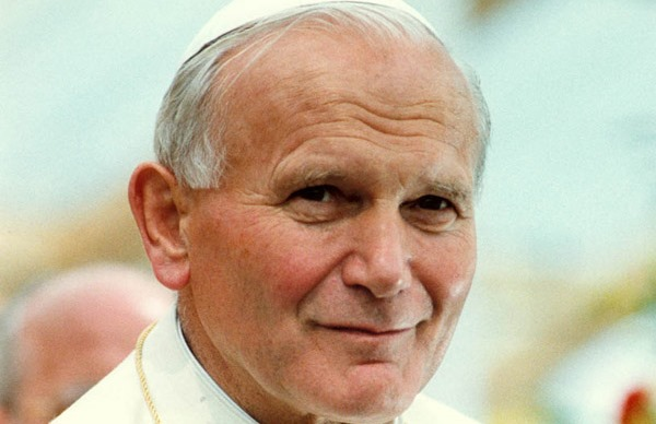 Opus Dei - Homily of John Paul II at the canonization of Josemaría Escrivá