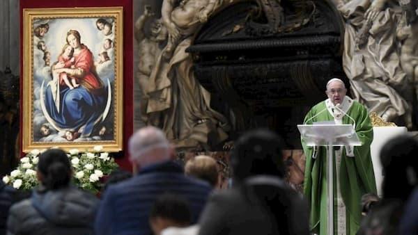 教皇「闘うべき最大の貧困は、愛の貧困」