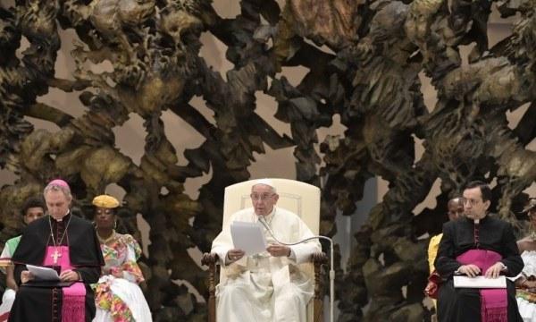 Opus Dei - Het doopsel: Deur van de hoop