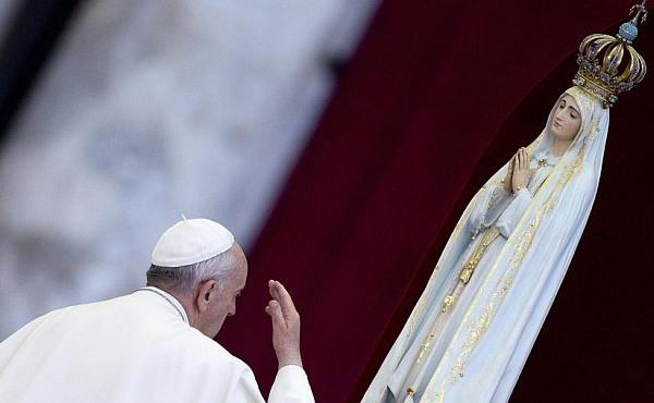 Opus Dei - Die Marienerscheinungen vor 100 Jahren führen den Papst nach Fatima