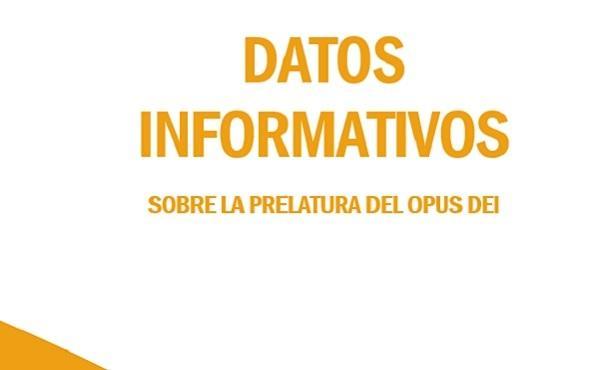Datos informativos sobre el Opus Dei en Colombia