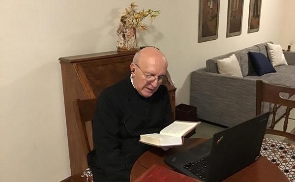 Opus Dei - En Medellín un retiro virtual en tiempos de cuarentena