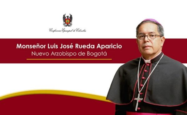 Papa Francisco nombra nuevo Arzobispo de Bogotá