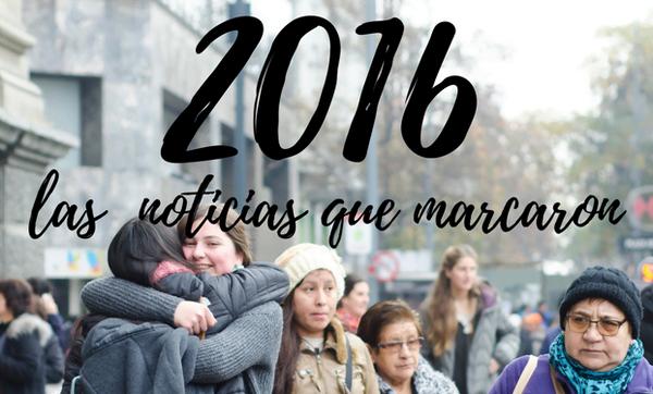 Las buenas noticias del 2016
