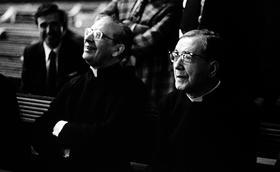 La devoción a San Josemaría y a Álvaro del Portillo
