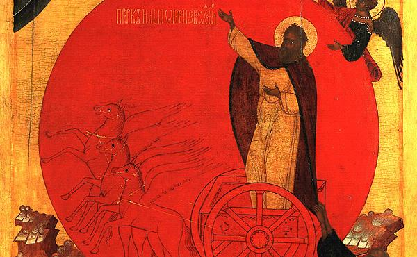 Opus Dei - Exemple de credință (IV): Profetul Ilie