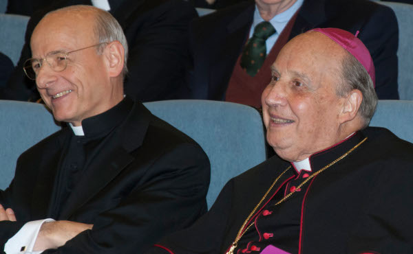 Opus Dei - Penunjukkan seorang vikar auksilier dan seorang vikar jenderal baru di Prelatur