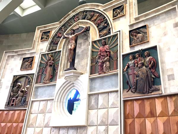 Opus Dei - Servicios de la Parroquia san Josemaría en Lima