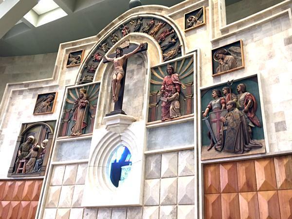 Servicios de la Parroquia san Josemaría en Lima