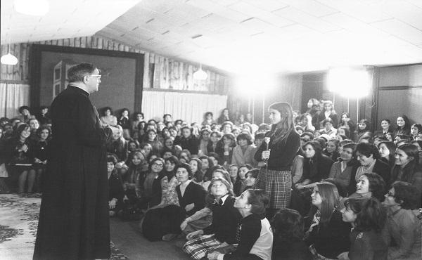 Recuerdos de la visita a Chile de san Josemaría