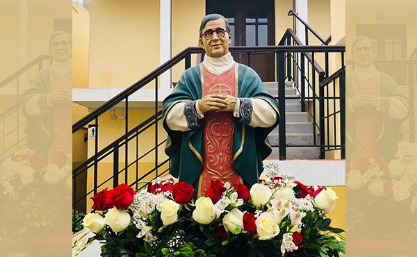 """Semana de san Josemaría en Colegio """"Los Álamos"""""""