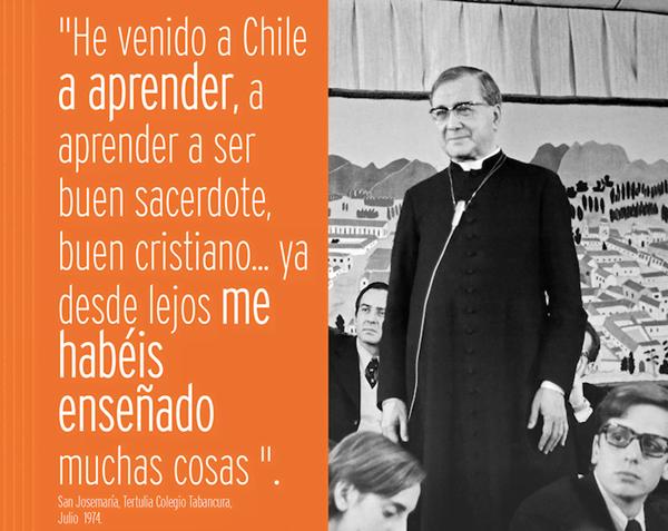 Misas en Chile y conmemoración de 40 años de su visita