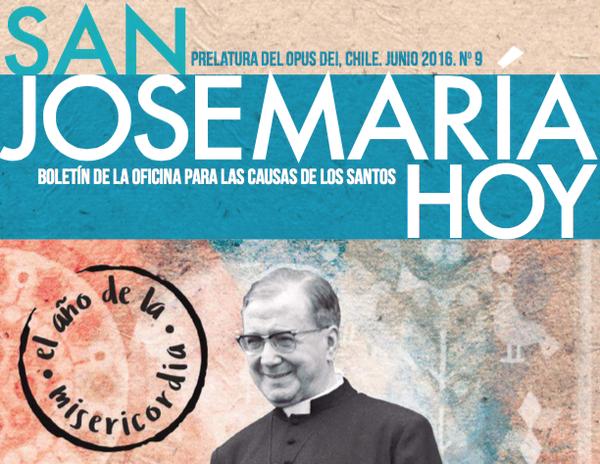 Boletín San Josemaría Hoy 2016
