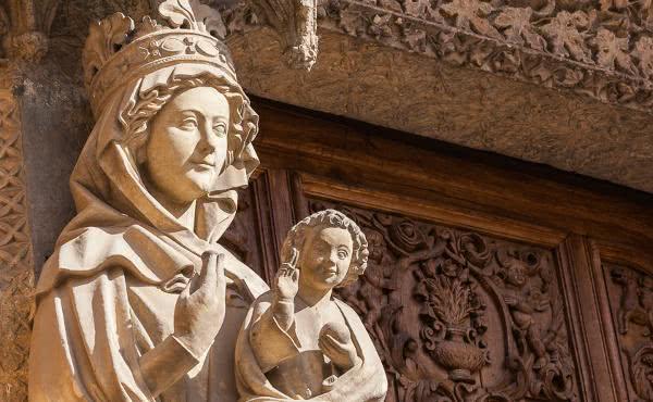 """""""Chamar-me-ão bem-aventurada"""": Santa Maria, no ano litúrgico"""