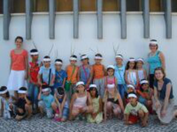 """""""Un été différent"""" : une semaine de vacances avec 60 enfants portugais"""