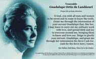 Prayer for Guadalupe's intercession