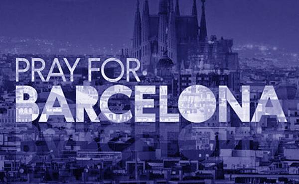 L'Església expressa el seu condol per l'atemptat de Barcelona