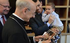 29 de Janeiro: Momentos com o Prelado