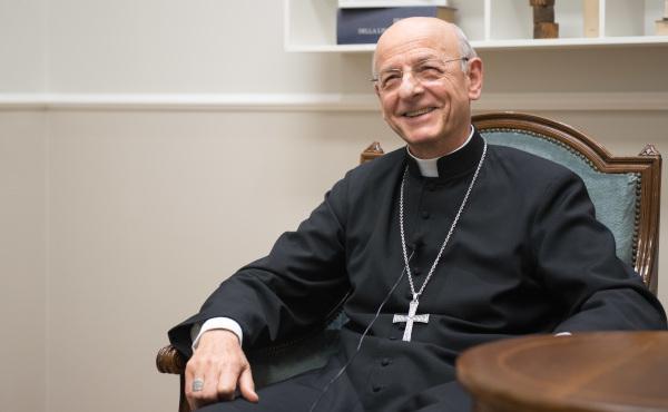 Opus Dei - Mensagem do Prelado (11 abril 2021)
