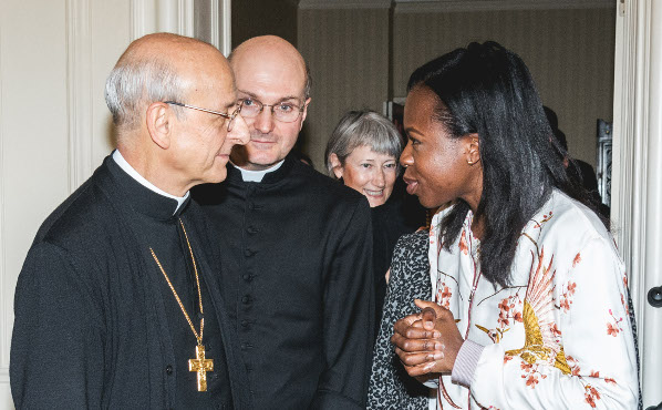 Opus Dei - The Prelate of Opus Dei starts three day visit to Britain