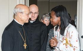 The Prelate of Opus Dei starts three day visit to Britain