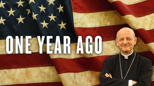 """One Year Ago"": a viagem do Prelado aos Estados Unidos"