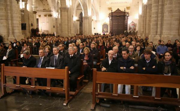 """Opus Dei - Cardenal Cañizares: """"Dios rompe su silencio a través de testigos impresionantes como Javier Echevarría"""