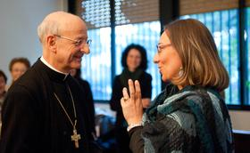 Mons. Ocáriz: «Cada um de vós é tão Opus Dei como o Prelado»